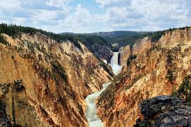 Colorful Pictures Grand Canyon Of The Yellowstone Wikipedia