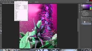 tutorial photoshop online glitch art in adobe photoshop tutorial youtube