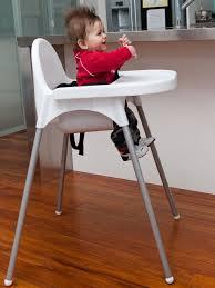 My Little Seat Infant Travel High Chair Mocka Designer Highchair Highchairs