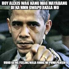 Alexis Meme - alexis pissed off obama meme on memegen
