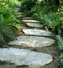 Ideas For Garden Walkways Backyard Walkways Ideas Cheap Backyard Landscaping Ideas Garden