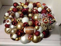 washington redskins ornaments washington redskins team color