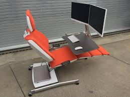 lying down work chair could be the next big thing at the office