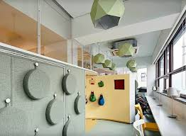designboom green school daniel valle architects remodels dssi s classrooms in seoul