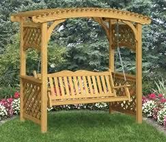 swing arbor plans arbor swing plans trellis bench garden arbor with bench swing garden