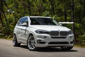 Bmw X5 White 2016 - alpine white bmw x5 hybrid with hre wheels my car portal