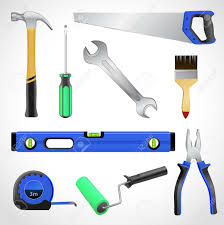 A Collection Of Realistic House Maintenance Or Repair Carpenter