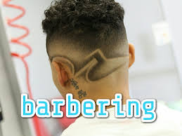 how to do faded design haircut barber tutorial youtube