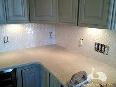 white square groutless pearl shell tile glass mosaic tiles