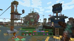 Fallout 1 Map by Minecraft Fallout Battle Map Pack On Ps3 Official Playstation