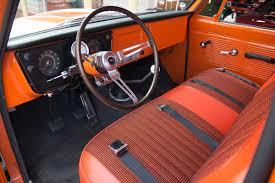 Chevrolet C10 Interior 1967 Chevrolet C10 Fast Lane Classic Cars