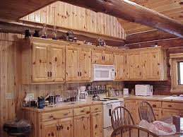 Log Cabin Kitchen Cabinets Gorgeous Inspiration  House HBE Kitchen - Cabin kitchen cabinets