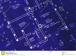 blueprint for house house blueprint royalty free stock photography image 2988147
