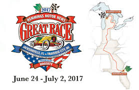 Frankenmuth Michigan Map want to catch the cars and teams of the 2017 great race h