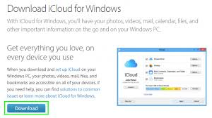 set up icloud account on pc how to set up and use icloud on windows