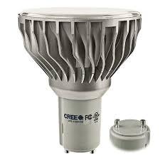 Gu24 Led Light Bulb Cree Lbr30a92 50d Gu24 Led 12w Br30 2700k Gu24