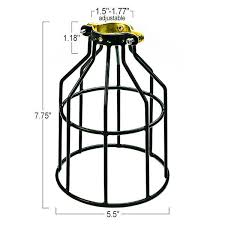 industrial cage light bulb cover light bulb light bulb protector let this black l cage bring an