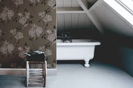Powder Room Meaning All You Need To Know About Wallpaper In A Bathroom