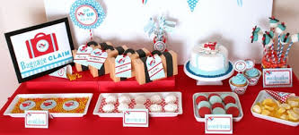 airplane baby shower decorations vens paperie creative party ideas baby shower