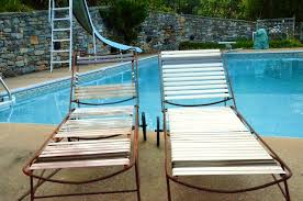 Patio Chair Strapping Vinyl Replacements For Pool Furniture From Franklin Tennessee