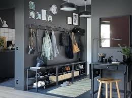 ikea hall tree hallway storage bench ikea combine three black bench shoe racks and