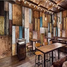 chambre etats unis peinture murale personnalisée l europe aux etats unis de mode bois