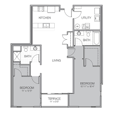 what is wh in floor plan apartment floor plan q mosaic on oakland luxury apartments