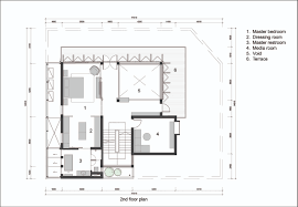 Floor Layout Gallery Of Vh6 House Idee Architects 46