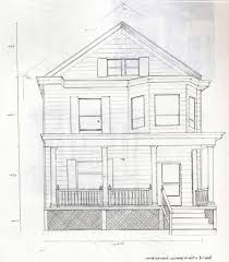 House Drawing by Pencil Drawing Of House Drawing Art Gallery