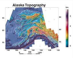 Alaska Range Map by Slideshow Building A Magnetic View Of Alaska