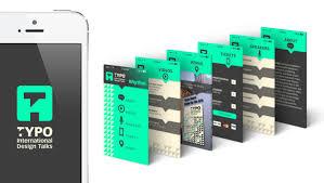 app design inspiration mobile app design inspiration typo international design talks