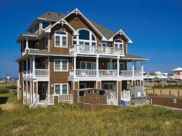 7 Bedroom House by Hatteras Hi U0027d Away 7 Bedroom Ocean Front Home In Hatteras Obx Nc