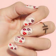 10 easy valentine u0027s day nail art designs cute valentine u0027s day