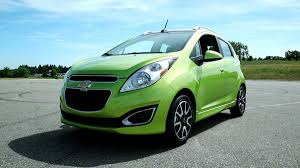 green car reports 2013 best car to buy nominee chevy spark