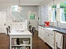 carrara marble apron front sink design ideas