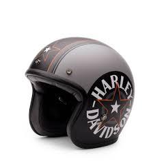 grey star retro 3 4 helmet ec 98320 15e