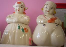 charming vintage apco boy cookie jars 1930 s cookie