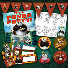 kung fu panda 3 activities coloring pages po