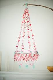 Kid Room Chandeliers by Paper Bows Straw Pajaki Polish Chandelier Pajaki Chandelier