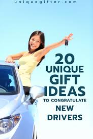 unique gifts for new 20 gift ideas for new drivers to congratulate them unique gifter