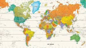 World Map Pins by Map Of The World Printed On Wood Modern 100 Free Flags Or Pins