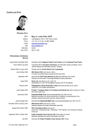 Resume For Work Abroad Free Resume Templates Reseme Format Impressive Work History Best