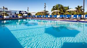 Home Plans With A Courtyard And Swimming Pool In The Center Doubletree Fort Lauderdale Hotels Bahia Mar