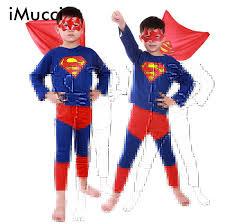 Spiderman Halloween Costumes Kids Aliexpress Buy Imucci Spider Man Children Clothing Sets