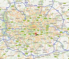 map of areas and surrounding areas map of areas and surrounding areas major tourist