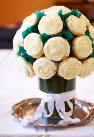 cupcake flowers cupcake bouquet basil and bubbly