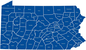 Media Pa Map The Wealthiest Places In Each Of Pa U0027s 67 Counties Pennlive Com