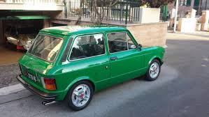 autobianchi delicious autobianchi a112 abarth auctioned in the usa