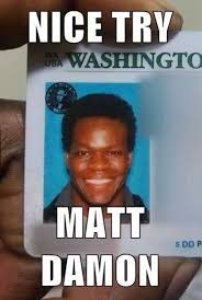 Funny Black Guy Meme - nice try matt the meta picture