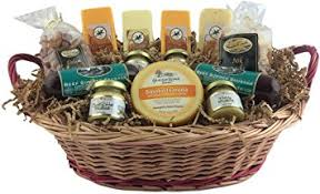 summer sausage gift basket meat cheese and nut gift baskets summer sausage